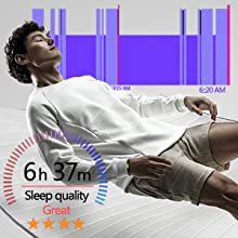 e7ca73dc a05b 4e40 8056 daa0494069ad. CR0,0,300,300 PT0 SX220   - MorePro Waterproof Health Tracker, Fitness Tracker Color Screen Sport Smart Watch,Activity Tracker with Heart Rate Blood Pressure Calories Pedometer Sleep Monitor Call/SMS Remind for Women Men