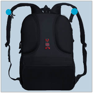 Large Laptop Waterproof Backpack