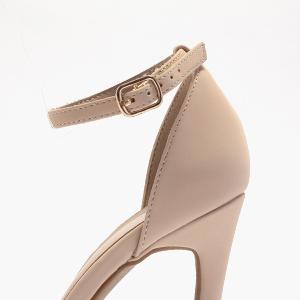 Adjustable ankle strap
