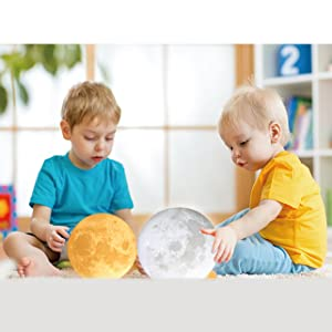 Moon Lamp For Kids mydethun moon lamp lamps for living room glowing moon lamp Engraved Moon Lamp