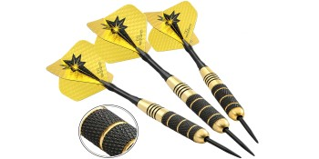 professional steel tip darts brass