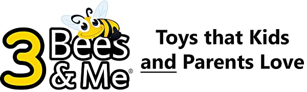 3 Bees and Me Toys that Kids AND Parents Love