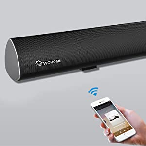 Wireless Bluetooth Sound Bar for TV