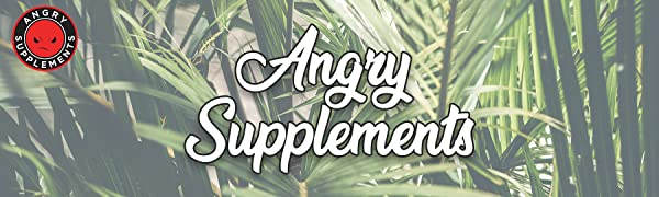 angry supplements logo all natural made in the usa