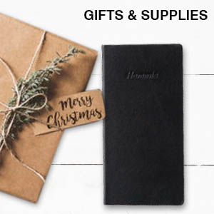 Gifts and office supplies