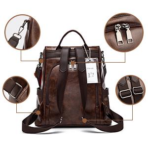 backpack purse foe women