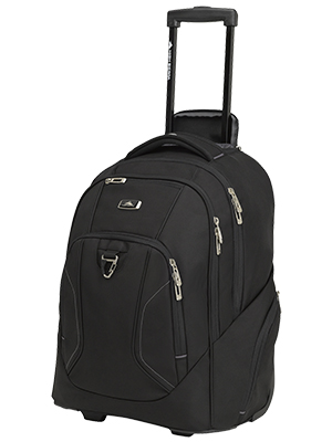 """15 15"""" 15.6 in inch carry carryon carrying on back pack wheel women men rolling travel casual modern"""
