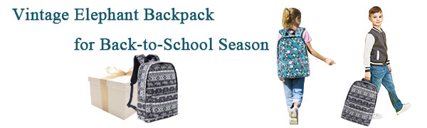 animal backpack for students
