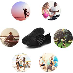 womens aqua shoes