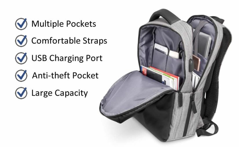 travel packpack