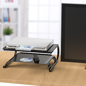 DVD player stand