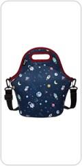 astronaut lunch bag