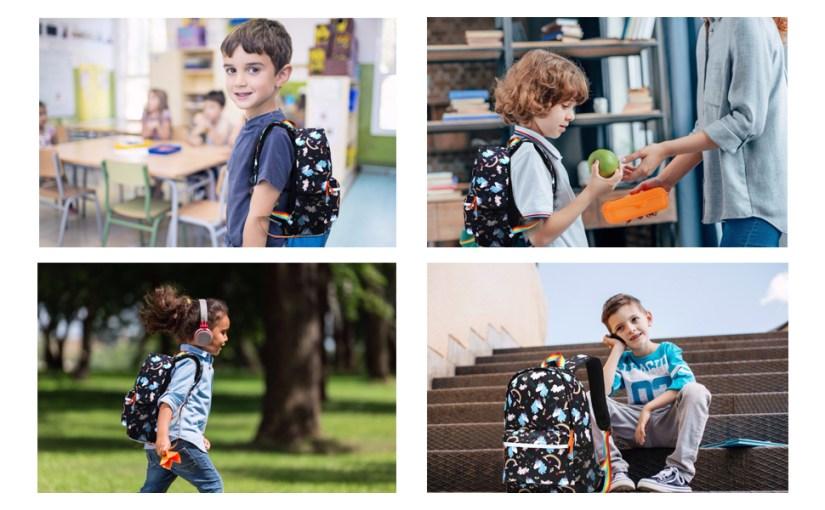 children school bag school backpack