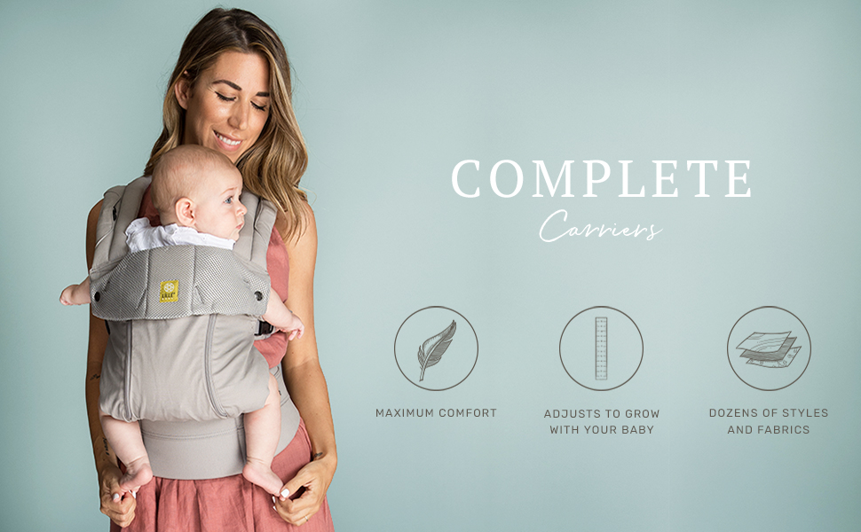 Baby Carrier, Toddler Carrier, Complete All Seasons, Lillebaby, Ergobaby