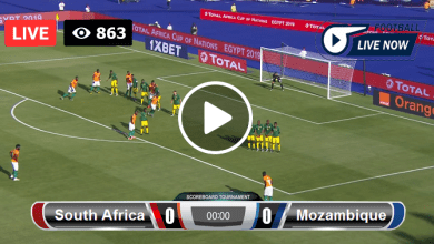 Photo of South Africa vs Mozambique Live Football Score 16-07-2021