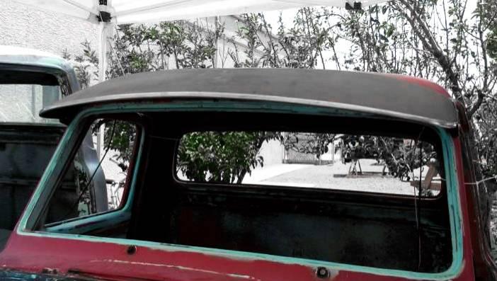 1955 Ford F100 Sun Visor