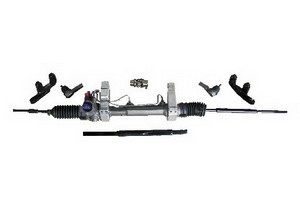 1953-56 Ford F-100 Rack & Pinion Steering Kit For Stock Axle