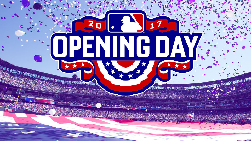 Image result for Opening Day 2017