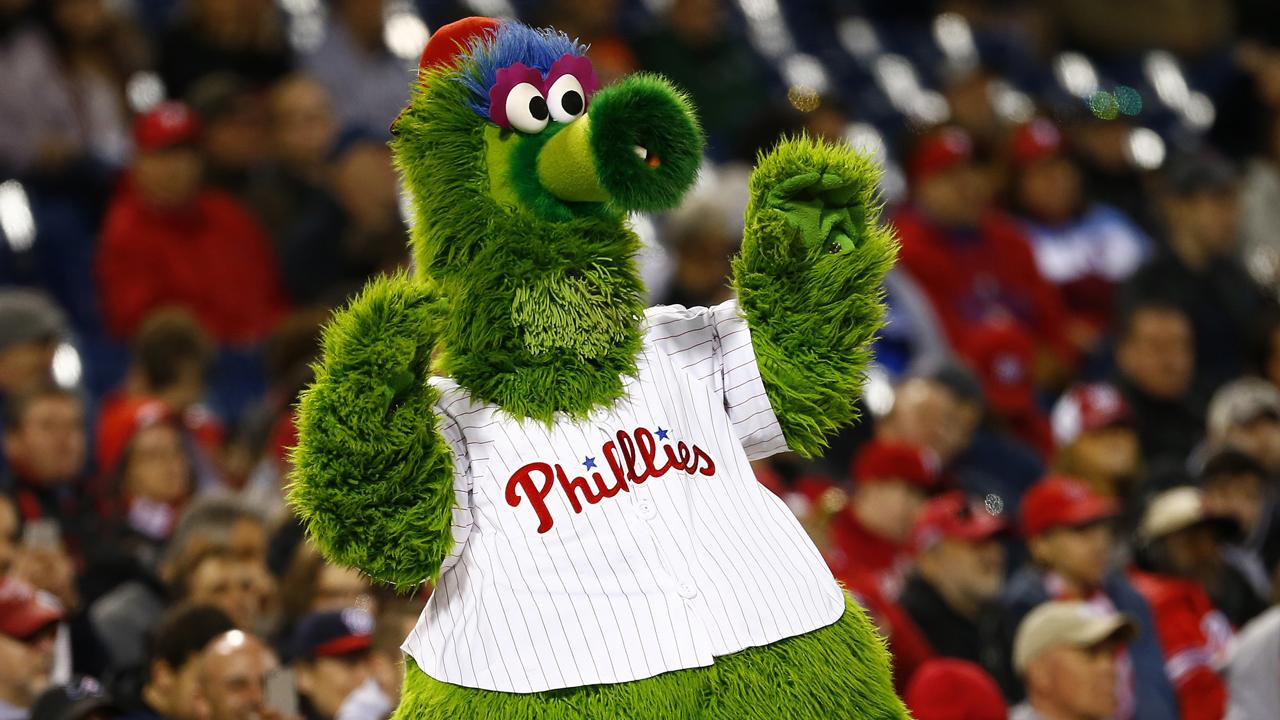 Happy Birthday Phanatic! Birthday Bash Today MLB Com