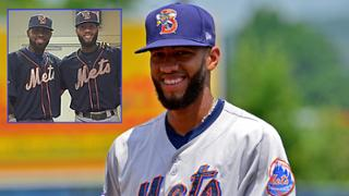 Image result for jose reyes with amed rosario