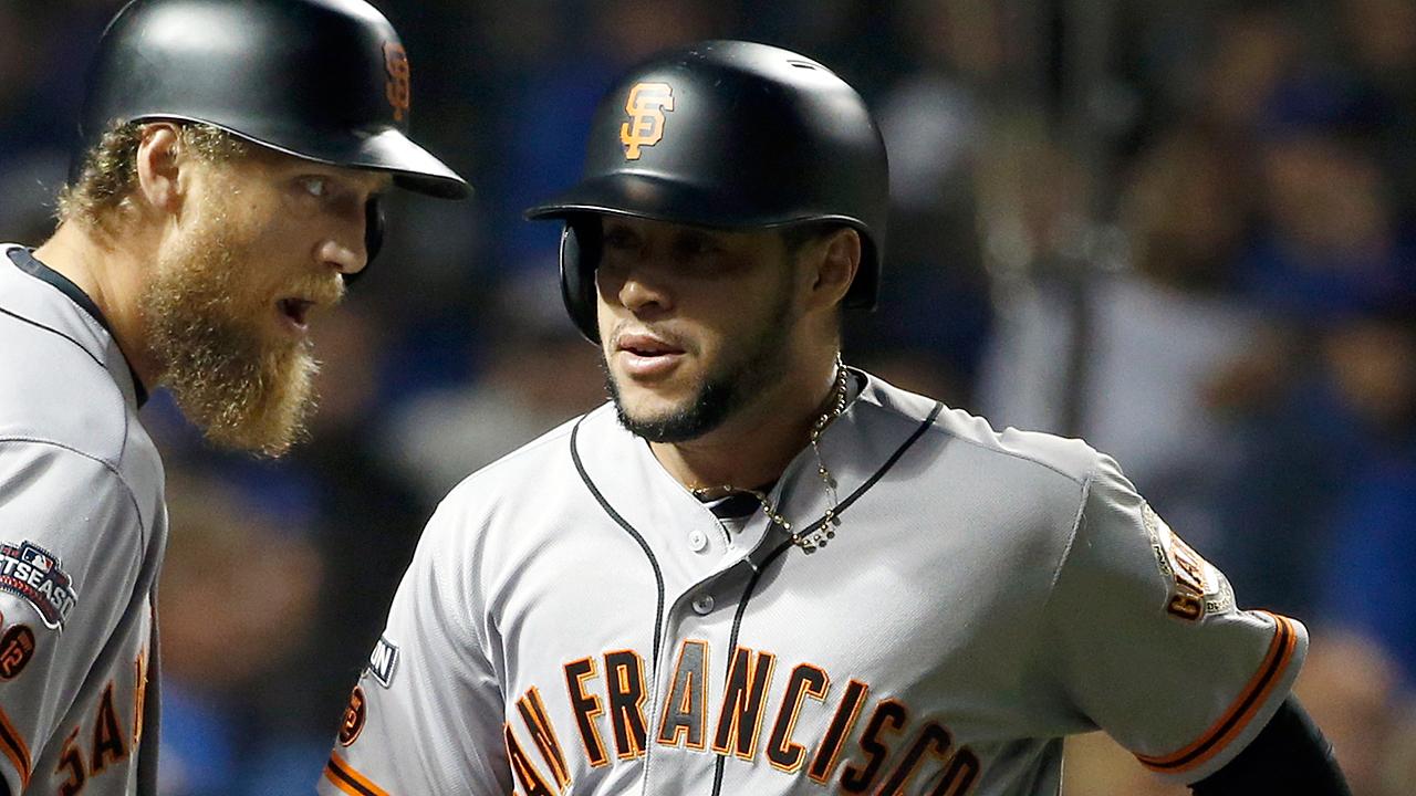 Gregor Blanco Unlikely To Return To Giants MLB Com