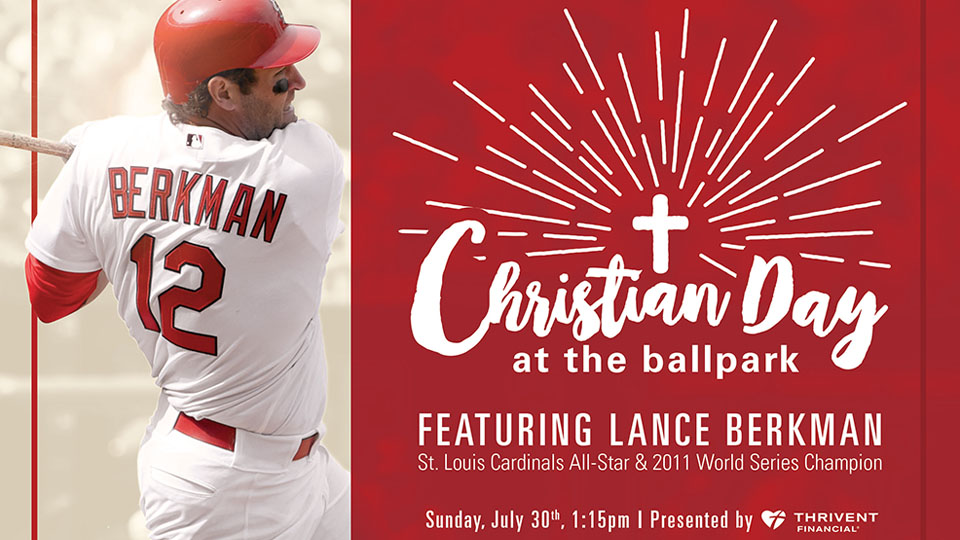 Image result for image, photo, st. louis cardinals christian day