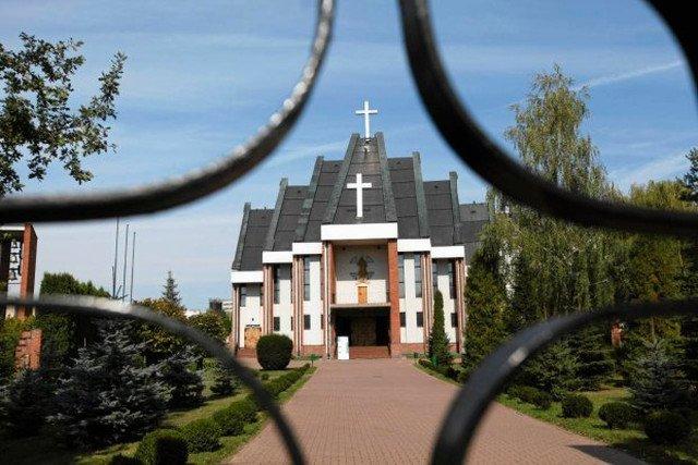 Parafia pw. Miłosierdzia Bożego w Lublinie.