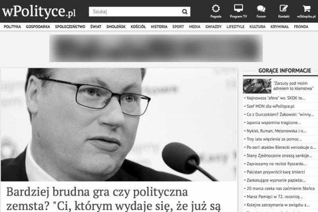Po odejściu Grzgorza Biereckiego z polityki na prawicy nastąpi wielkie zaciskanie pasa.