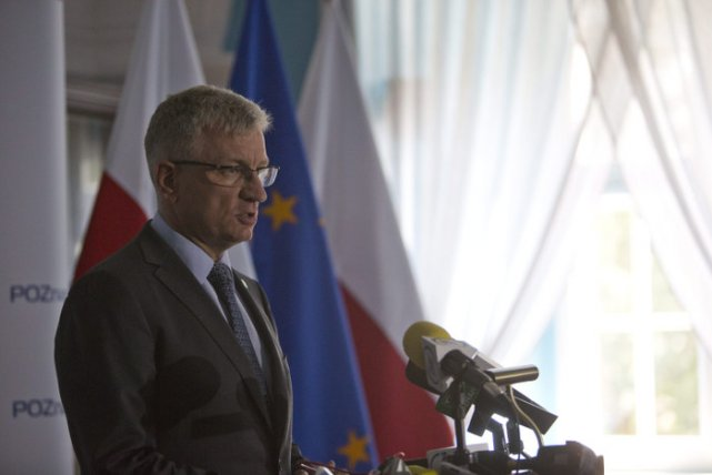 Prezydent Poznania, PO
