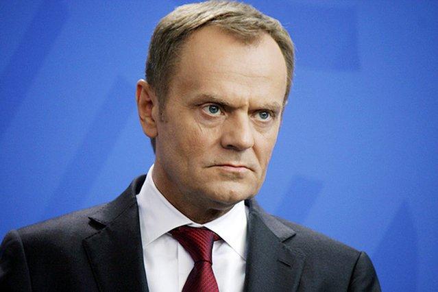 """Tusk w rozmowie z """"FAZ"""" ostrzega m.in. przed """"złudną alternatywą dla unijnych struktur""""."""