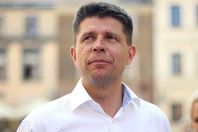 """Ryszard Petru przekonuje, że na południu Polski mogą powstać """"małe Niemcy"""""""