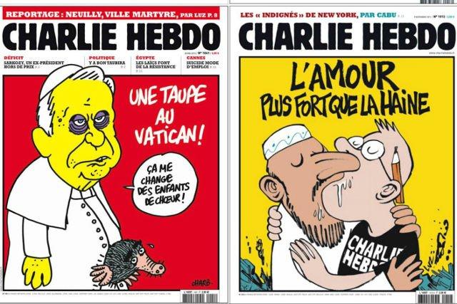 """Gościem specjalnym tegorocznych Dni Ateizmu będzie redaktor naczelny pisma """"Charlie Hebdo"""""""
