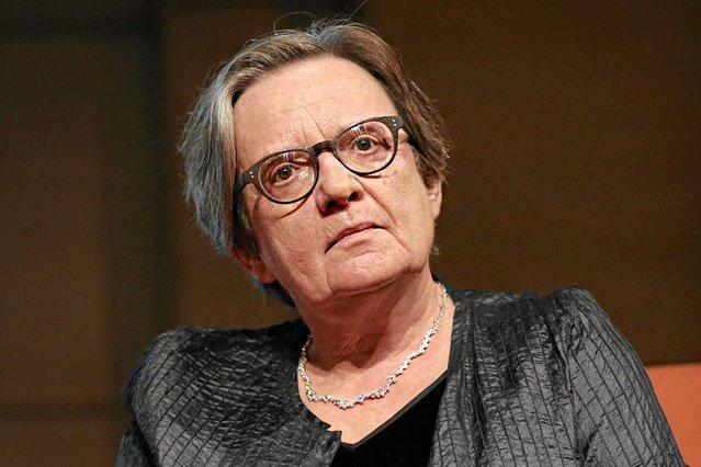 """Agnieszka Holland udzieliła wywiadu niemieckiemu dziennikowi """"Die Welt"""". Bardzo gorzko opisuje w nim obecną sytuację w Polsce."""