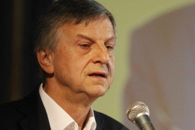 """Monika Olejnik odgryzła się Prof. Zybertowiczowi. """"Chciałabym aby rozwinął się pan intelektualnie"""""""
