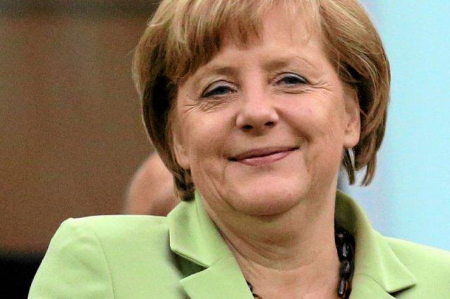 Angelę Merkel popiera 56 proc. Niemców, 67 proc. zadowolonych jest z pracy jej rządu. 74 proc. sądzi, że kanclerz zawalczy o czwartą kadencję.