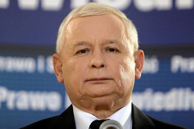 Byłe premier Jarosław Kaczyński wrócił do aktywnego prowadzenia kampanii wyborczej PiS.
