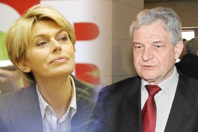 """Rodzice rozmówczyń """"Newsweeka"""" - Izabela Jaruga-Nowacka i Zbigniew Wassermann zginęli w katastrofie smoleńskiej."""