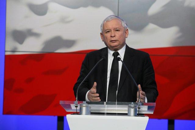 Jarosław Kaczyński liczy na poparcie dla Andrzeja Dudy w drugiej turze