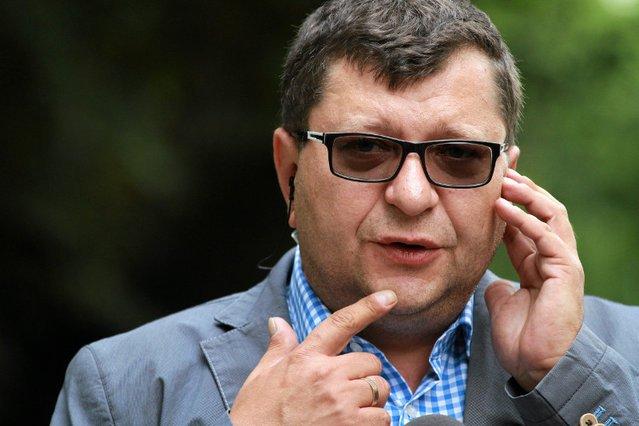 Na konwencji w Hali Expo w Warszawie Zbigniew Stonoga oficjalnie ogłosił, że jego partia - Stonoga Partia Polska - wystartuje w wyborach parlamentarnych.