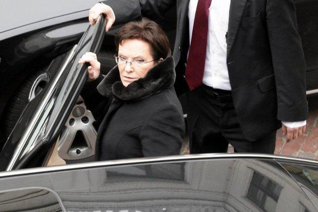 Ewa Kopacz opowiadała w TVP1 o najważniejszych zadaniach na stanowisku premiera i o ludziach, którzy w pracy jej pomagają
