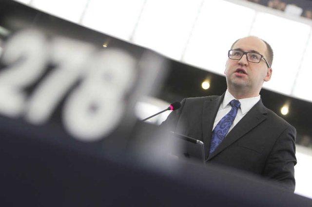 Adam Bielan przekonuje, że kampania Andrzeja Dudy jest prowadzona dobrze, choć zaczęła sięzbyt późno.