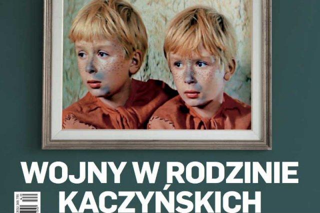 """Rajmund Kaczyński nie akceptował Jarosława – pisze w """"Newsweeku"""" Michał Krzymowski, autor książki """"Jarosław. Tajemnice Kaczyńskiego""""."""