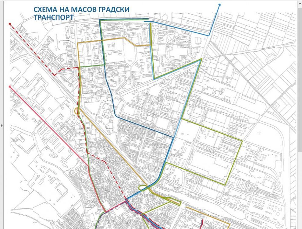 Обществено обсъждане на транспортната схема на Враца