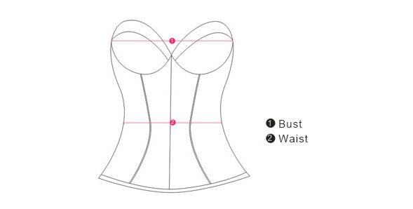 Women Sexy Stripe Zipper Front Bustier Suits Elegant Short