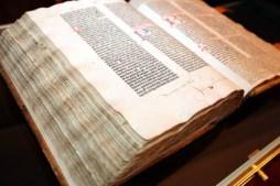 7 dolog, amit eddig nem tudott a Gutenberg-bibliáról
