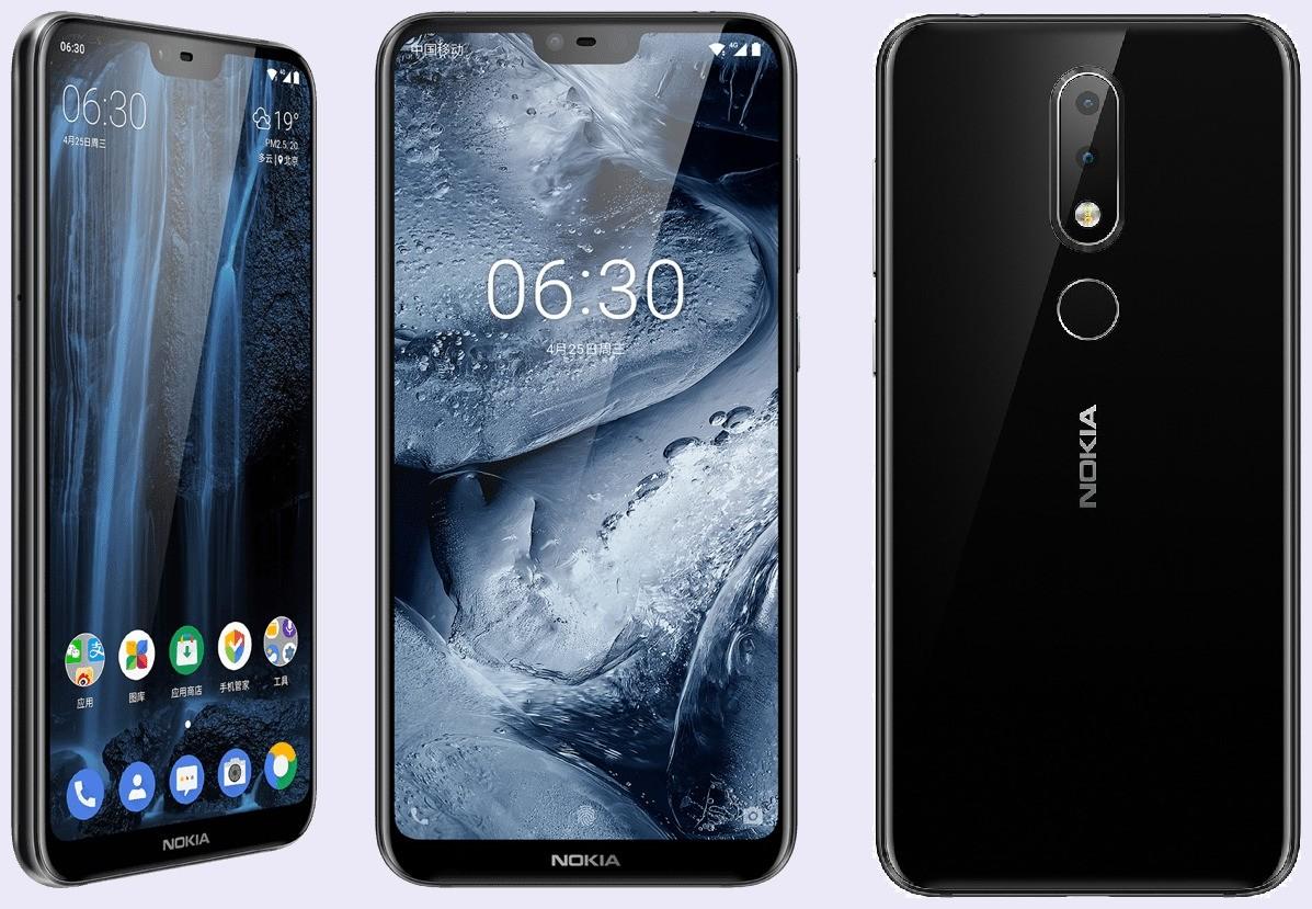 Nokia X6 64GB 6GB RAM - Specs and Price - Phonegg