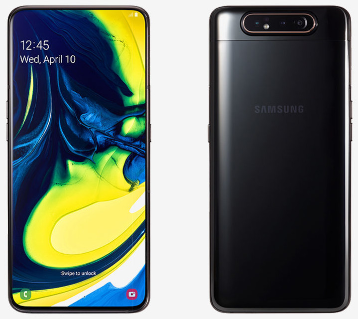 Samsung Galaxy A80 SM-A805F/DS - Specs and Price - Phonegg