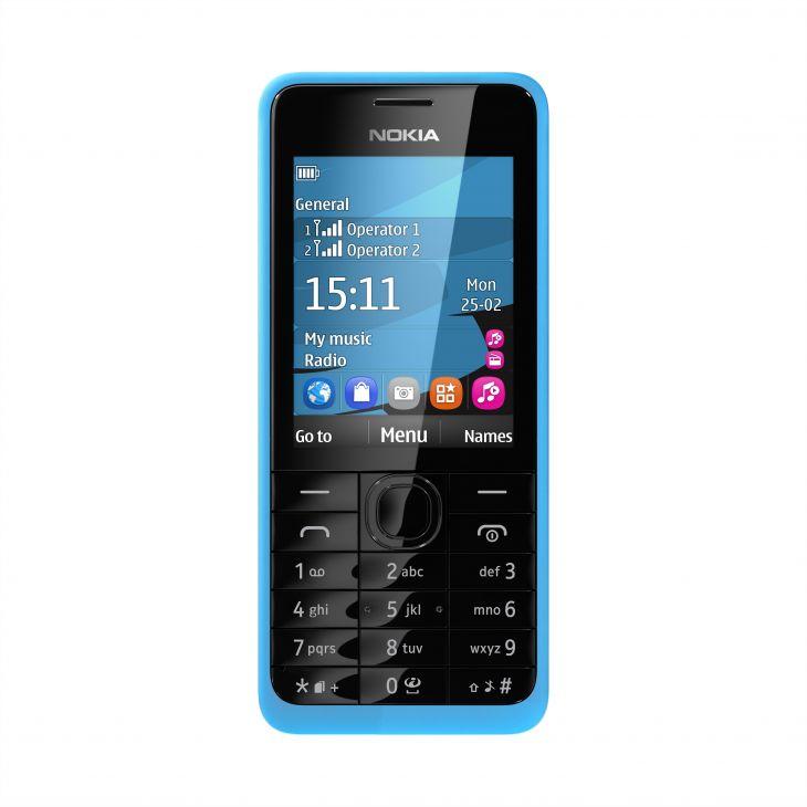 Nokia 301  Specs and Price  Phonegg