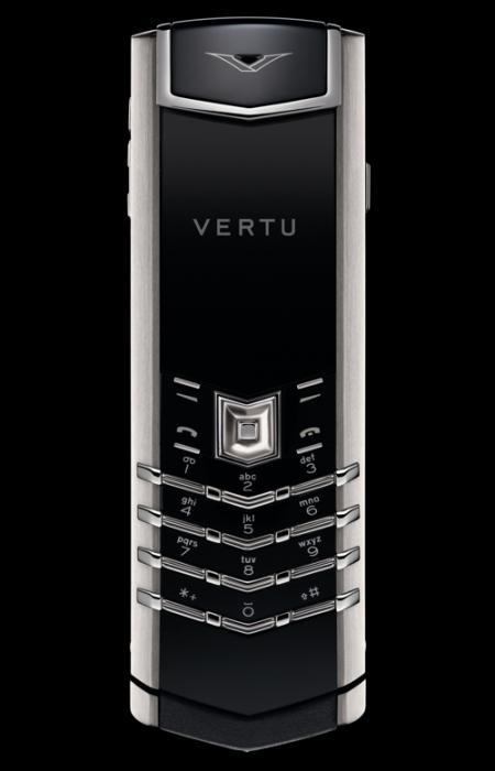 Vertu Signature S Design  Specs and Price  Phonegg