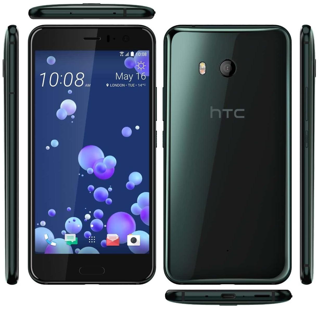 HTC U11 Global 128GB Dual SIM - Specs and Price - Phonegg